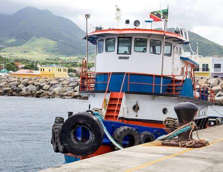 Tugboat: Tugboat, St. Kitts Editorial