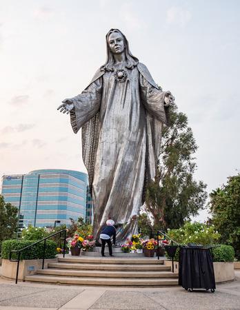 catholic nuns: Our Lady of Peace, Santa Clara, California
