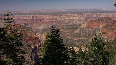 rim: North Rim, Grand Canyon National Park, Arizona