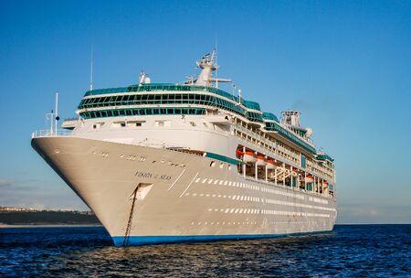 lucas: Cruise Ship, Cabo San Lucas, Mexico