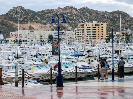 lucas: Marina, Cabo San Lucas, Mexico