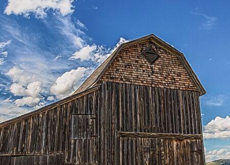 old barn: Old Barn, Jackson Hole, Wyoming