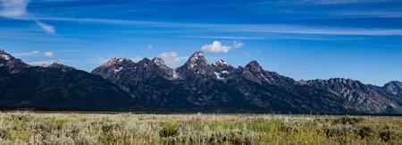 oxbow: Grand Tetons, Wyoming