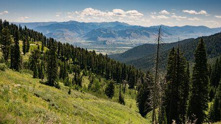 jackson: Jackson Hole, Wyoming