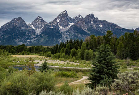wyoming: Grand Tetons, Wyoming