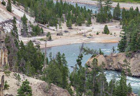 yellowstone: Yellowstone Canyon and River