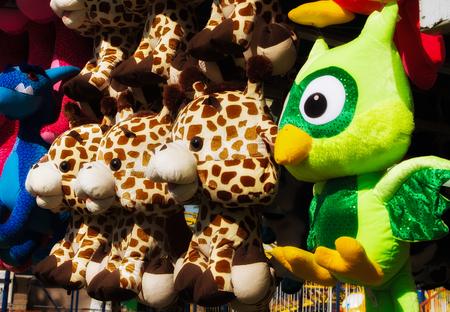 midway: Stuffed Animal Midway Prizes