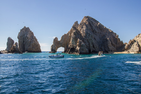 lucas: El Arco In Cabo San Lucas Mexico