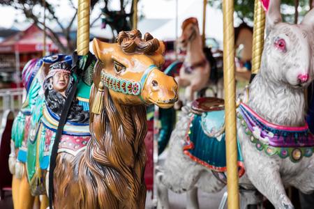 merry go round: Merry Go Round Camel