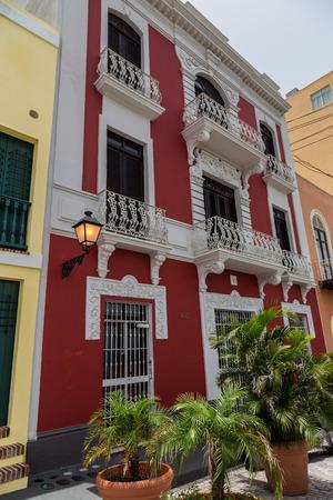 rico: Old San Juan, Puerto Rico. Editorial