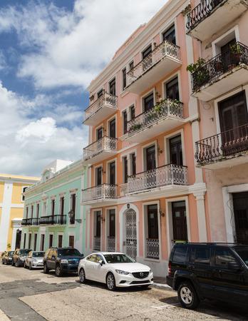 puerto rico: Old San Juan, Puerto Rico. Editorial