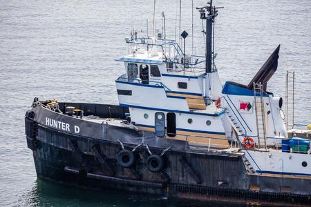 Tugboat: Tugboat, Seattle, Washington.