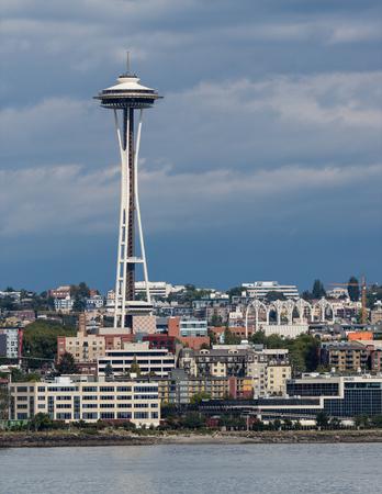 Seattle, Washington Skyline.