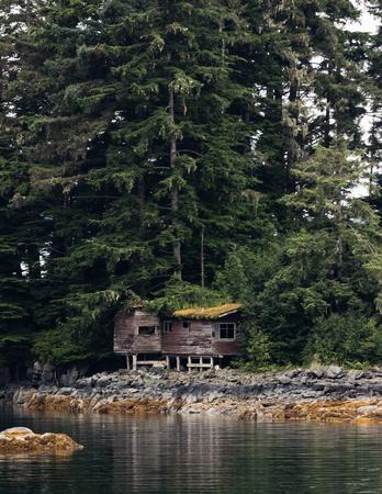 sitka: Homes in Sitka, Alaska.