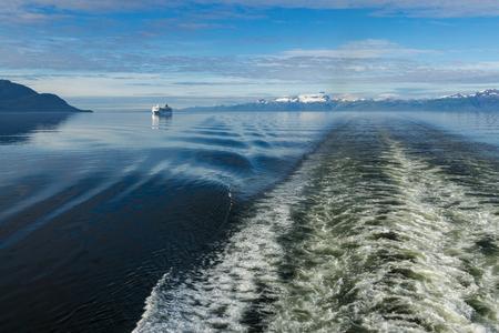 Alaskas Inner Passage.