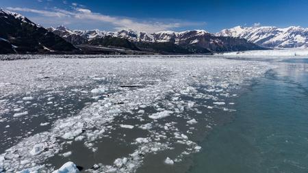 turner: Hubbard Glacier inside Disenchantment Bay, Alaska.