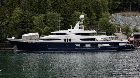 sitka: Luxury Yacht in Juneau, Alaska