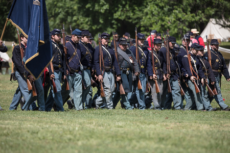 Civil War Soldiers Stock Photos And Images - 123RF