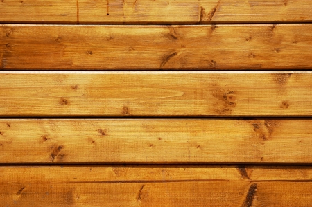 Varnished pine wood boards texture