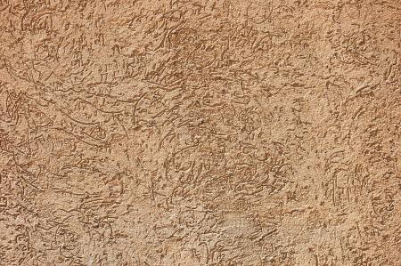 stucco texture: Modern scratched sandy stucco texture