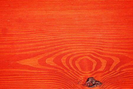 Red lacquered wooden plank texture photo
