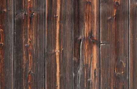 scorch: Old burnt wooden boarding texture Stock Photo