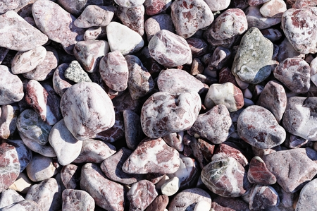 peeble: Abstract natural background with speckled peeble stones