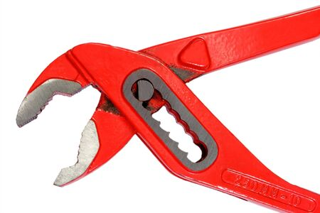 Adjustable wrench tool for construction work photo