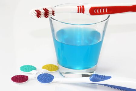 tongue cleaner: Tongue cleaner and dental care products in detail