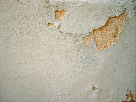 plasterwork: Grunge structure of old wall