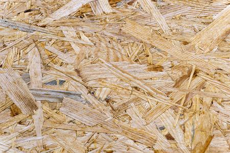 Rough Chipboard as wallpaper -
