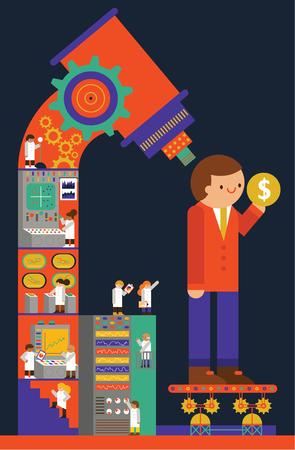 Customer Research Illustration