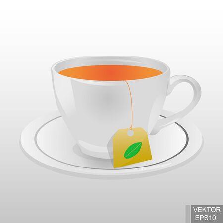 vivacity: Realistic mug. Ceramics. Hot drinks. Coffee. Tea. Morning. Vivacity. For your design.