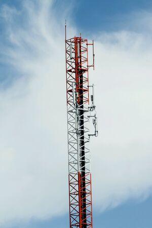iron: Telecom pole
