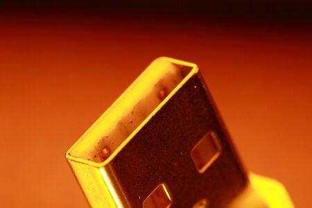 usb2: USB-Plug Closeup