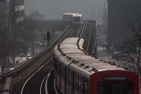 buliding: Subway in Hamburg, Germany