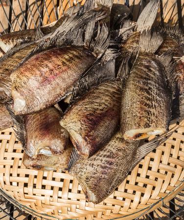 damsel: dried salted damsel fish