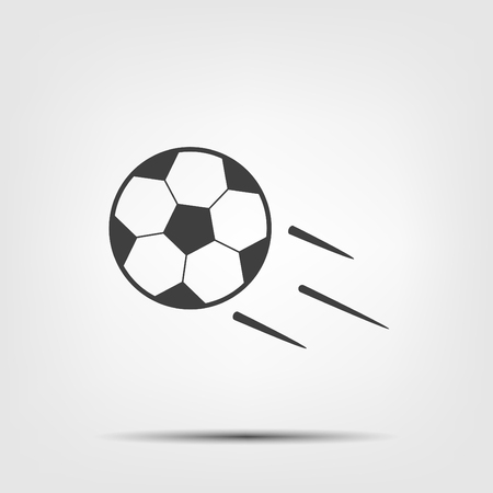Ball shoot icon