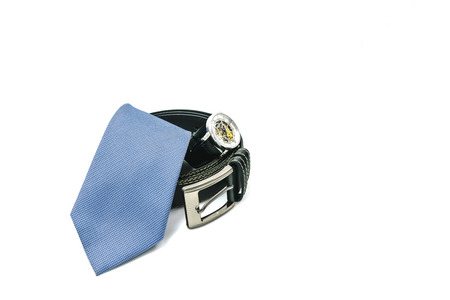 dressing accessories for the businessman photo