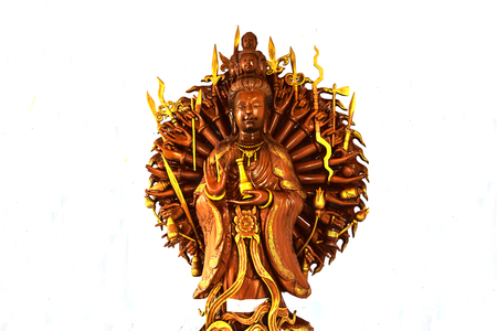 Guan Yin statue photo
