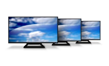 Lcd screens photo