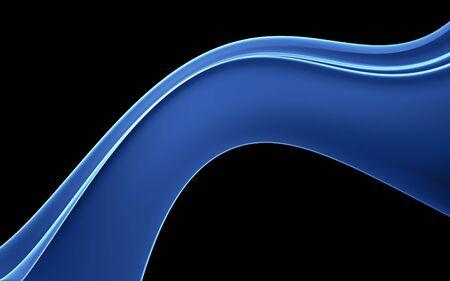 Flowing Plasma Wave Background