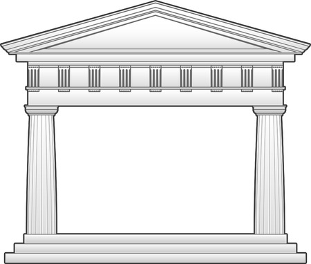 ローマの寺院