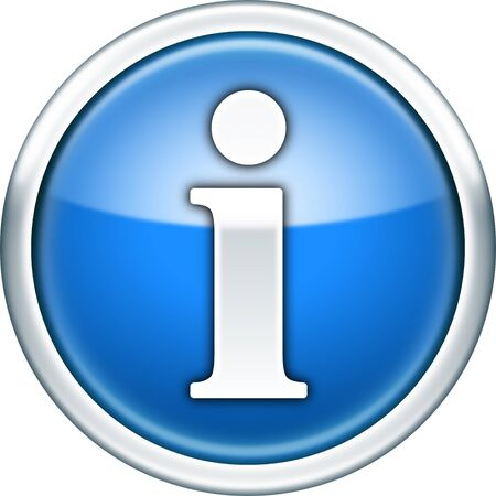 Information Icon Stock Photo - 11720866