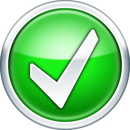 confirm: Accept Icon