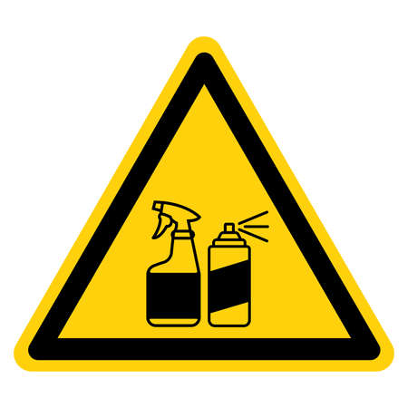 Disinfect Surface Symbol Sign, Vector Illustration, Isolate On White Background Label .EPS10