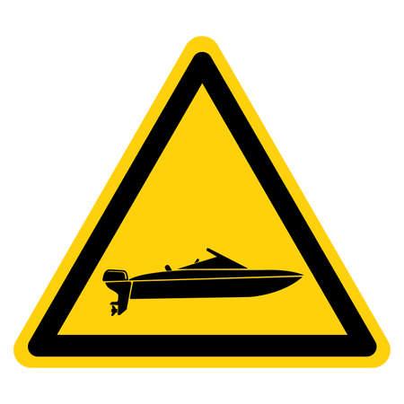 Chris-Craft Symbol Sign,Vector Illustration, Isolate On White Background Label. EPS10