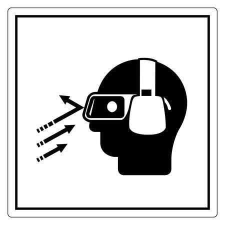Flying Debris-Loud Noise Symbol Sign, Vector Illustration, Isolate On White Background Label. EPS10