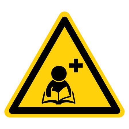 MSDS Station Symbol Sign, Vector Illustration, Isolate On White Background Label . Illusztráció