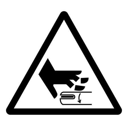 Rotating Shaft Symbol Sign, Vector Illustration, Isolate On White Background Label .EPS10 Illusztráció